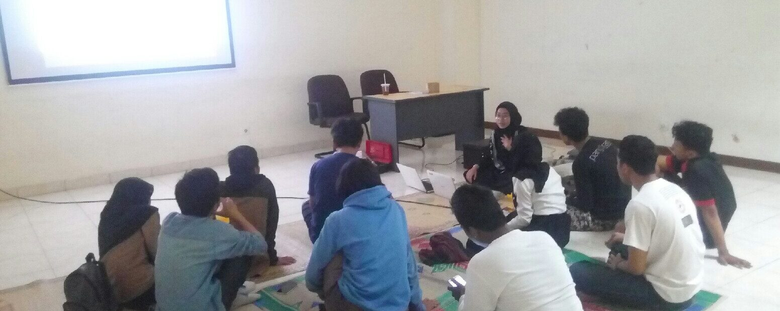 UKM SERUFO adakan pelatihan Workshop Scanography