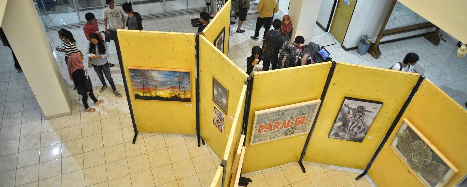 "PAMERAN BERSAMA ""PARALEL"" UKM SERUFO UNY, 04-06 NOVEMBER 2014 DI STUDENT CENTER"
