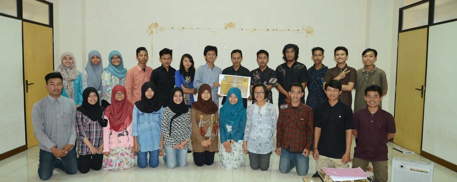 Rapat Kerja Pengurus Periode 2013