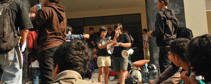 Eksplorasi dan Pelantikan Anggota Baru Serufo 2009