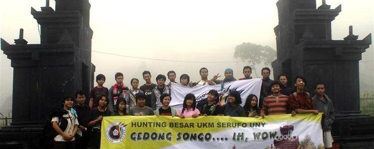 "Hunting Besar Serufo, "" Gedong Songo ih wow!!! """