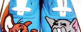 Kreasi Sepatu Lukis