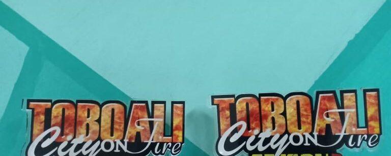 Membawa Pulang Dua Piala dari Toboali City On Fire Season 3 2018